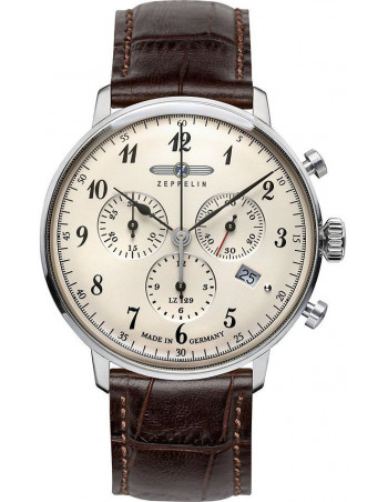 Zeppelin 7086-4 LZ129 Hindenburg watch