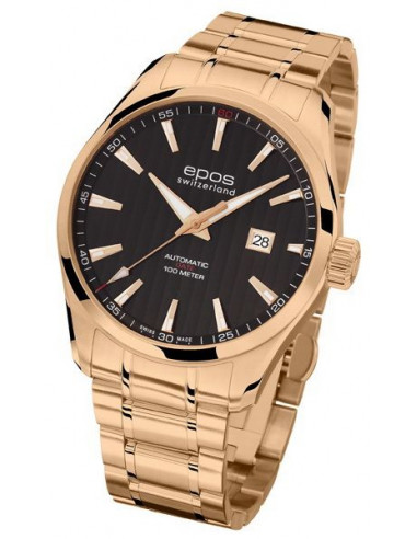 Men's Epos Passion 3401-7 Watch