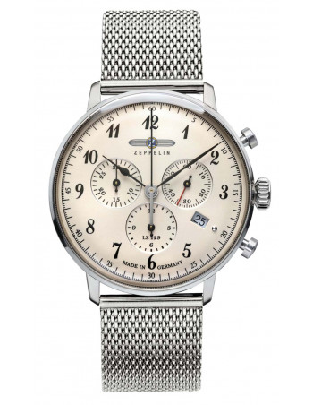 Zeppelin 7086M-4 LZ129 Hindenburg watch