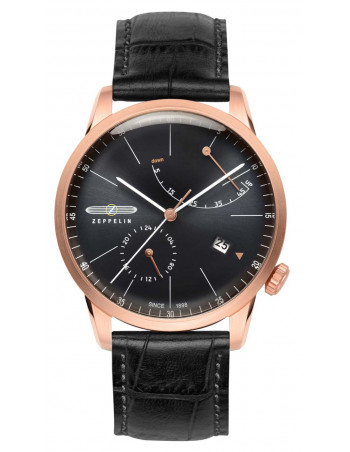 Zeppelin 7368-2 Flatline watch