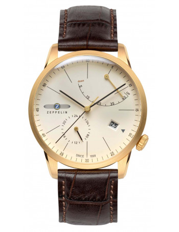 Zeppelin 7368-5 Flatline watch