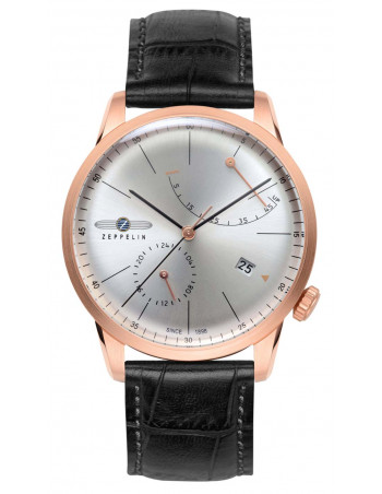 Zeppelin 7368-4 Flatline watch
