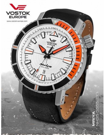 Vostok Europe NH35A-5555233 MRIYA automatic watch