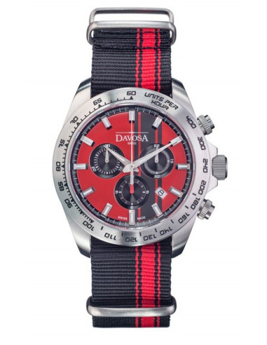 Davosa 162.488.65 Speedline chrono watch 377.41725 - 1