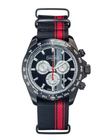 Davosa 162.488.55 Speedline chrono watch