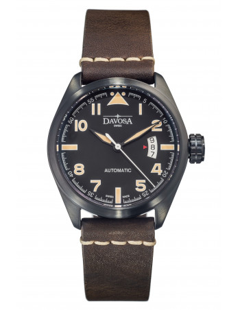 Davosa 161.511.84 Military Vintage watch