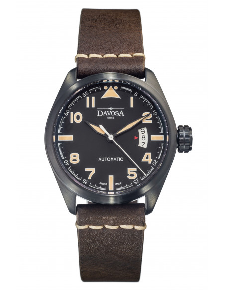 Davosa 161.511.84 Military Vintage watch