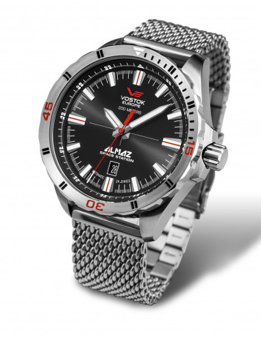Vostok Europe NH35A-320A258B Almaz automatic watch