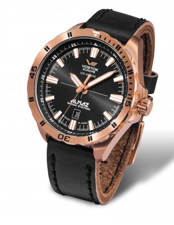 Vostok Europe NH35A-320B259 Almaz automatic watch
