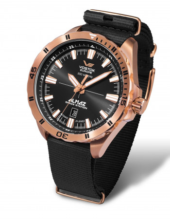 Vostok Europe NH35A-320B259N Almaz automatic watch