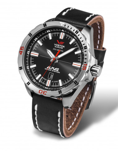 Vostok Europe NH35A-320A258 Almaz automatic watch