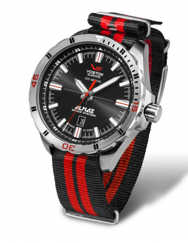 Vostok Europe NH35A-320A258N Almaz automatic watch