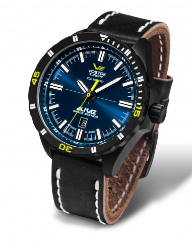 Vostok Europe NH35A-320C257 Almaz automatic watch