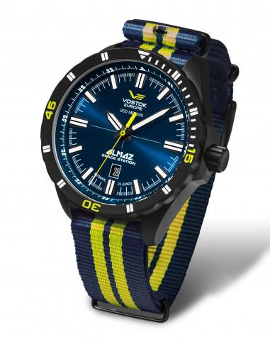 Vostok Europe NH35A-320C257N Almaz automatic watch