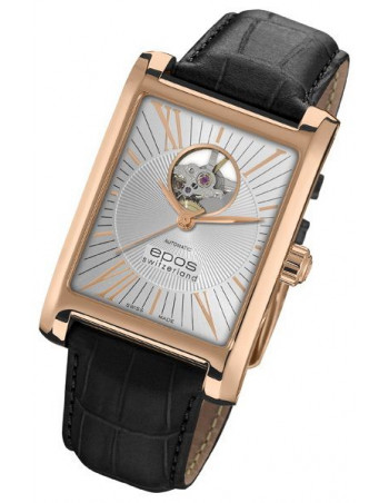 Men's Epos Perfection 3399 OH-3 Watch