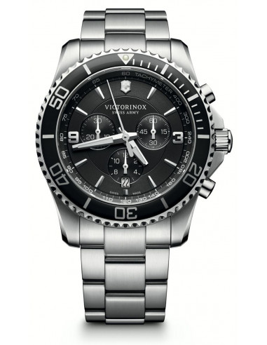 Victorinox Swiss Army 241695 Maverick Chronograph Watch