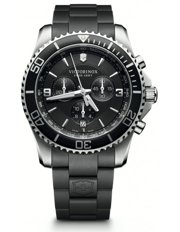 Victorinox Swiss Army 241696 Maverick Chronograph Watch