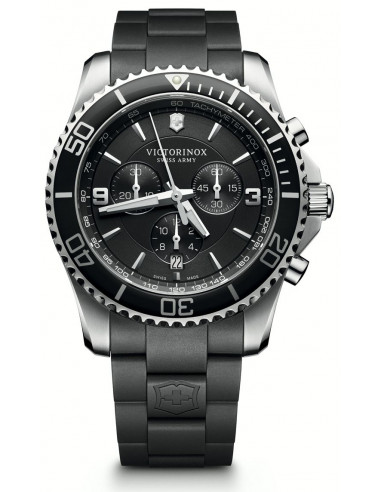 Victorinox Swiss Army 241696 Maverick Chronograph Watch