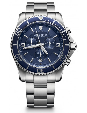 Victorinox Swiss Army 241689 Maverick Chronograph Watch