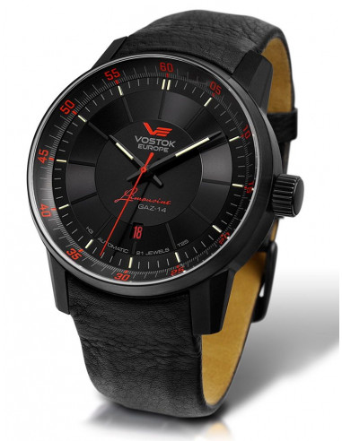 Men's Vostok Europe NH25A-5654140 Gaz-14 Limousine watch