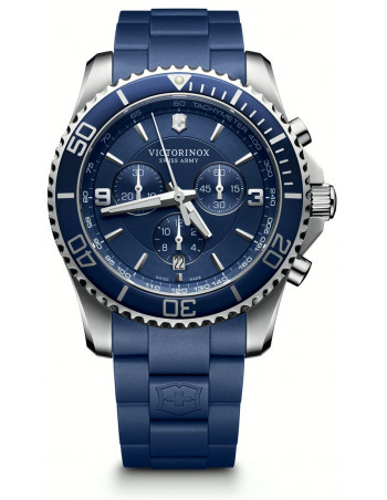 Victorinox Swiss Army 241690 Maverick Chronograph Watch