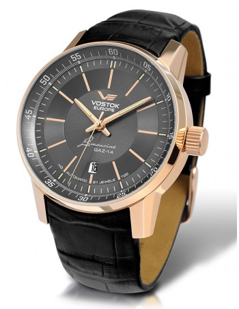 Men's Vostok Europe NH25A-5659139 Gaz-14 Limousine watch