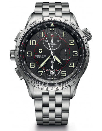 Victorinox 241722 Airboss Mach 9 chronograph watch