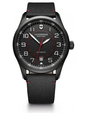 Victorinox 241720 Airboss Mechanical Black Edition watch