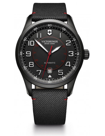 Victorinox 241720 Airboss Mechanical Black Edition watch