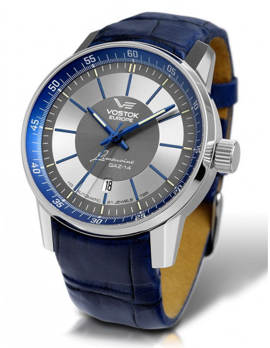 Men's Vostok Europe NH25A-5651138 Gaz-14 Limousine watch