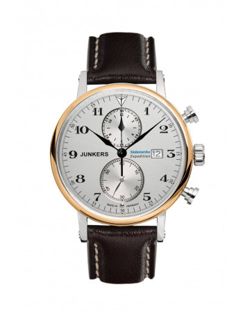 Junkers 6586-5 Expedition South America watch