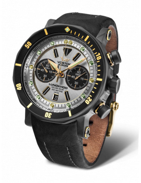 Vostok-Europe Lunokhod-2 6S21-620E277 watch