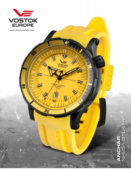 Vostok Europe NH35A/5104144 Anchar diver watch