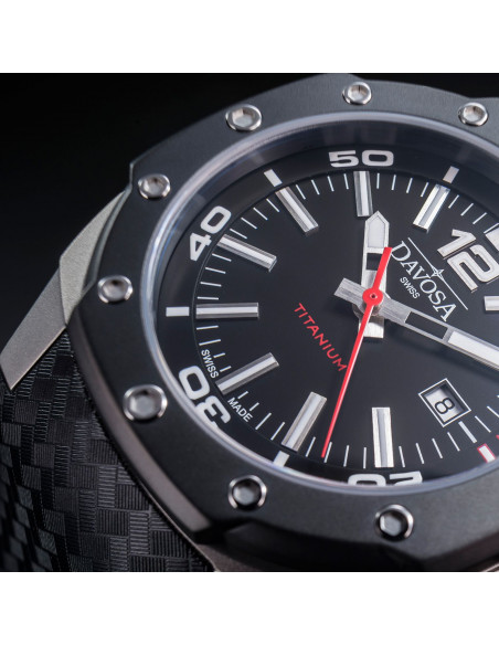 Davosa 161.561.55 Titanium Automatic watch