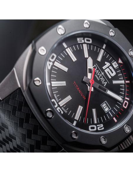 Davosa 161.561.55 Titanium Automatic watch