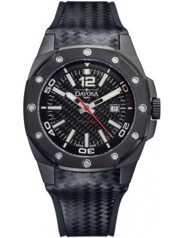Davosa 161.562.55 Tytanowy zegarek automatyczny 996.465411 - 1