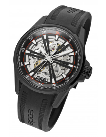 Epos 3425.135.25.15.55 Sportive Skeleton Watch