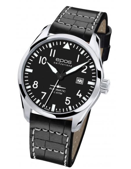 Epos 3401.132.20.35.24 Sportive Pilot Watch