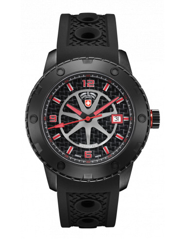 CX Swiss Military 2757 Rallye Auto Watch