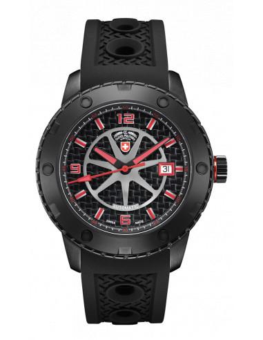 CX Swiss Military 2757 Rallye Auto Watch 1291.006625 - 1