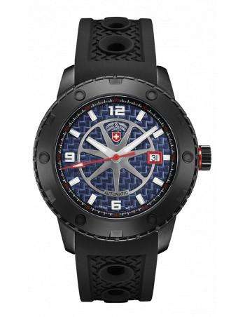 CX Swiss Military 2758 Rallye Auto Watch