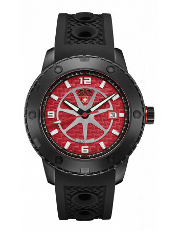 CX Swiss Military 2759 Rallye Auto Watch