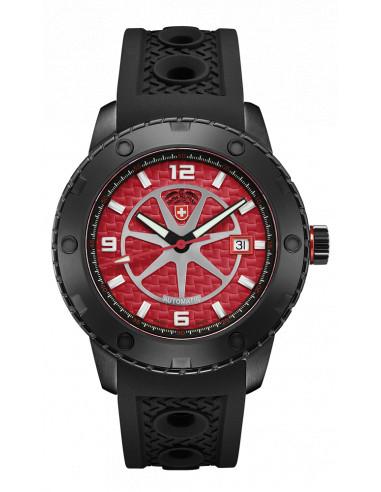 CX Swiss Military 2759 Rallye Auto Watch