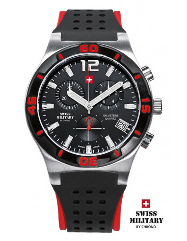 Men's Swiss Military by Chrono 20072ST-11 watch