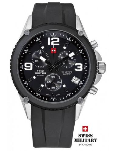 Men's Swiss Military by Chrono 20078-BI-1RUB watch