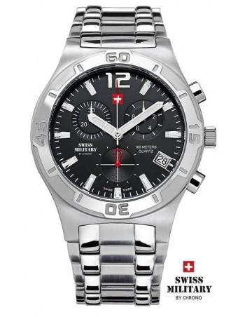 Men's Swiss Military by Chrono 20072-ST-1M watch