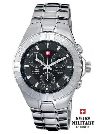 Men's Swiss Military by Chrono 18000-ST-1M watch