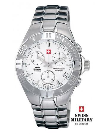 Men's Swiss Military by Chrono 18000-ST-2M watch