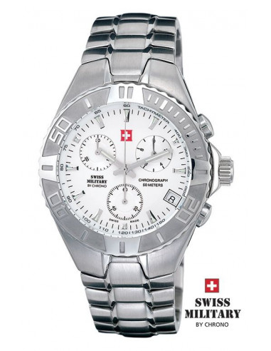 Men's Swiss Military by Chrono 18000-ST-2M watch