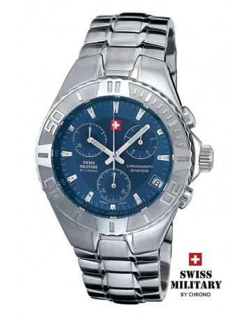 Men's Swiss Military by Chrono 18000-ST-6M watch